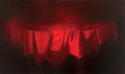 Lee Chu-Hsin, 'The Red Memory1 紅色的記憶-1', 2009