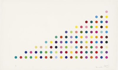 Damien Hirst, 'Phendimetrazine (Controlled substances)', 2011