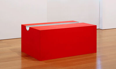 Donald Judd, 'untitled', 1991