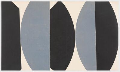 Austin Thomas, 'Horizontal Black and Gray', 2017