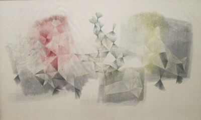 Harry Bertoia, 'Untitled', 1942
