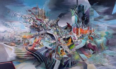 Oliver Vernon, 'Metatropolis ', 2019