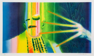 Ed Paschke, 'George Mills', 1989