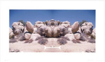 Ed Ruscha, 'Screw Head (Bowtie Landscapes)', 2003