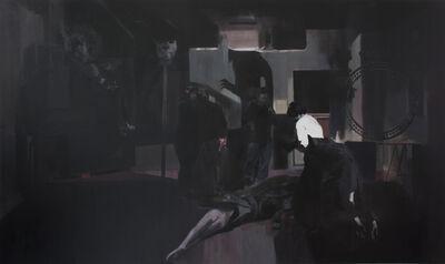 Nacho Martín Silva, 'Sumisión (El Gran Estudio)', 2015
