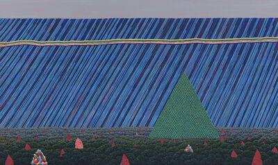 Ahn Doo Jin, 'Lightning ', 2017