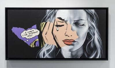 Sandra Chevrier, 'La Cage et l'amour de papier', 2016