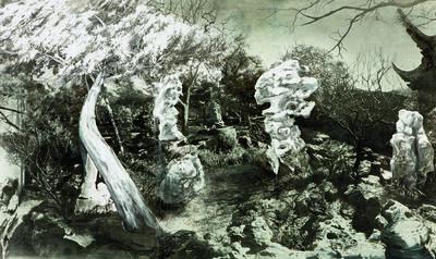 Shao Wenhuan 邵文欢, 'Musheng Garden 3', 2011