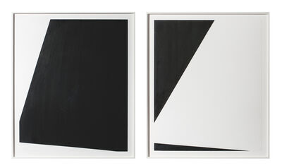 George Thiewes, 'Untitled (set of 2 large framed)', 2007
