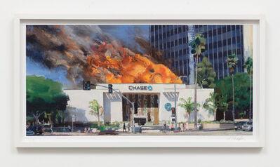 Alex Schaefer, 'Chase Sunset & Vine', 2012