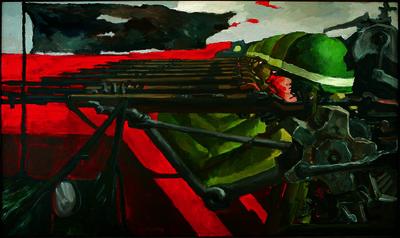 Kang Yobae, 'Genocide', 1992