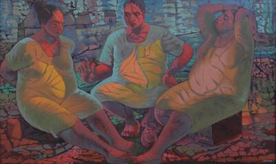 Víctor Argáez, 'Conferencia I', 2018