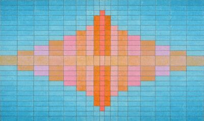 Alejandro Puente, 'Serie el ojo de Dios', c.1973