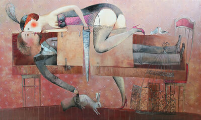 Anna Silivonchik, 'Illusion of Love ', 2015
