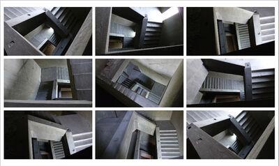 Michael Nyman, 'Braque series (escaleras del Cine Opera) ', 2015