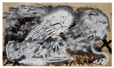 Antoni Tàpies, 'Ala de griu (Aile)', 1987