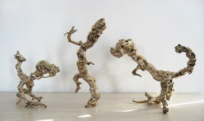 Sherrie Levine, 'The Three Furies', 2006