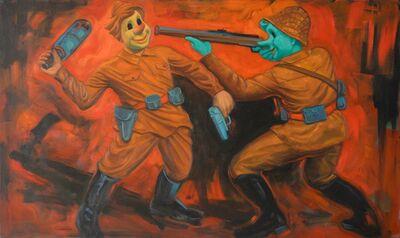 Vicki Khuzami, 'Wrath, Pinocchio and the Seven Deadly Sins', 2015