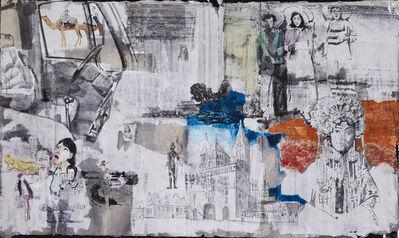 Wang Haichuan, 'Modern women 新女性', 2015