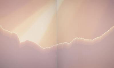 Vanessa Marsh, 'Mt. Hood 1, Daybreak from Trillium Lake, Mt. Hood National Forest, OR', 2020