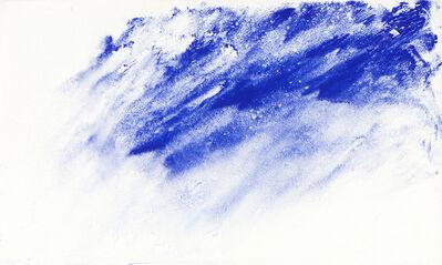 Makoto Fujimura, 'Walking on Water - Waves Study 行在水面上 -浪', 2016