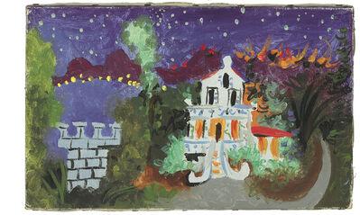 Pablo Picasso, 'Maison à Juan Les Pins (La Villa Chêne Roc)', 1931