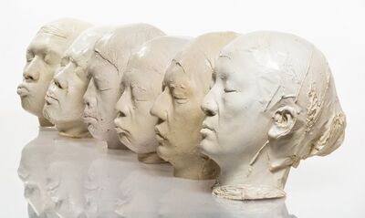 Zhang Dali, 'New People (6 casts)'