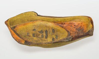 Marcello Fantoni, 'Yellow Plate', circa 1965