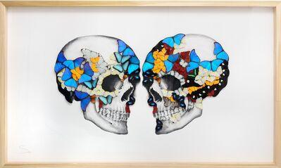 SN, 'Double skull', 2019