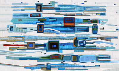 Chase Langford, 'Del Mar 20', 2017