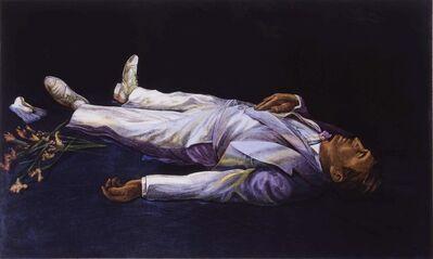 Mark Stock, 'Dead Social Lion', 1988