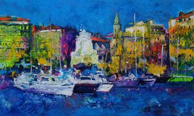 Ulpiano Carrasco, 'Marsella. Saint-Ferreol', 2020