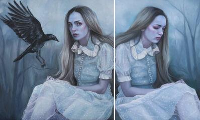 Sara Scribner, 'The Messenger (Diptych)', 2021