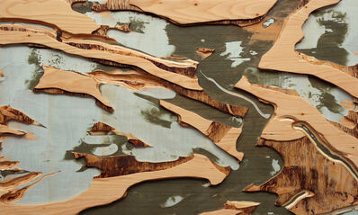 Yechel Gagnon, 'Rivières sans nom II', 2017