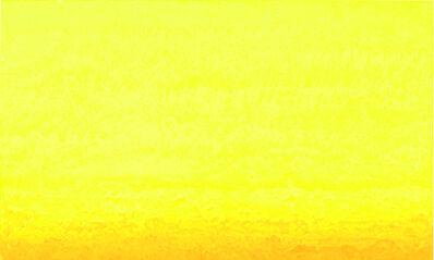 Rupprecht Geiger, 'Modulation Gelb-Orange (WV 947)', 2007