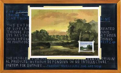 Jumaldi Alfi, 'Re-Reading Landscape – Dear Painter, Paint For Me #0420', 2020