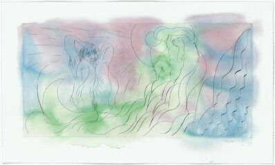Chris Ofili, 'Ovid (Suite of 5)', 2012