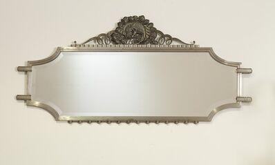 Raymond Subes, 'Art Deco Mirror', ca. 1925