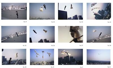 Zheng Guogu, 'Tokyo Sky Stories', 1998
