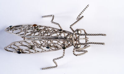 Sheridan Conrad, 'Sculptural Bug Broach', 2020