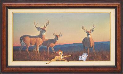 Mr. Brainwash, 'Oh Deer Bambi ', 2018