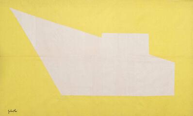 Émile Gilioli, 'Handwoven Geometrical Tapestry Designed by Émile Gilioli - Agressivité Pure', ca. 1960