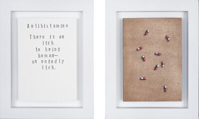 Anthony Mastromatteo, 'Antihistamine (Pair)', 2015