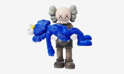 KAWS, 'Gone (Blue)', 2019