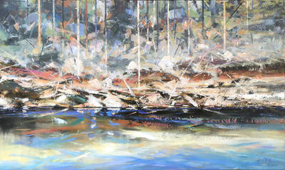 Paul Battams, 'Jerusalem Bay'