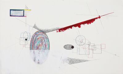 Luis Felipe Ortega, 'A propósito del borde de las cosas 6', 2016