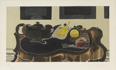 Georges Braque, 'Nature Morte after Georges Braque', 1950