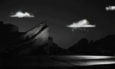 Florian Maier-Aichen, 'Vasquez Rocks', 2017