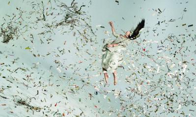 Rosemary Laing, 'weather #4', 2006
