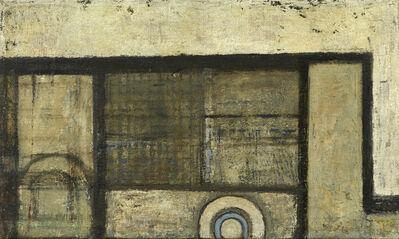 Prunella Clough, 'Landscape with Cable', 1957
